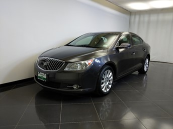 2013 Buick LaCrosse Leather - 1370039289