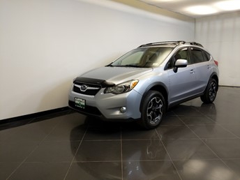 Used 2014 Subaru XV Crosstrek