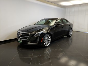 2015 Cadillac CTS 2.0 Performance Collection - 1370039355