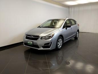 2015 Subaru Impreza 2.0i - 1370039376