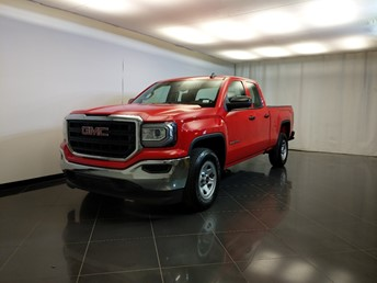 2016 GMC Sierra 1500 Double Cab 6.5 ft - 1370039428