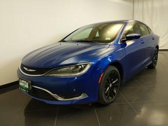 2015 Chrysler 200 Limited - 1370039452