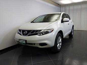 2011 Nissan Murano S - 1370039552
