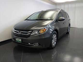 2015 Honda Odyssey EX-L - 1370039556