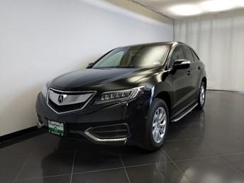 2016 Acura RDX  - 1370039633