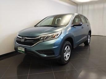 Used 2015 Honda CR-V