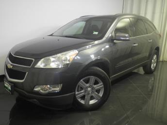 2011 Chevrolet Traverse - 1380024320