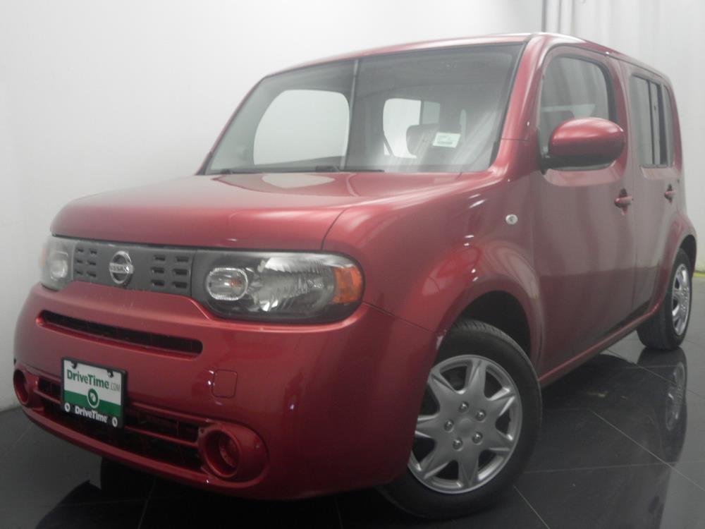 2011 Nissan cube - 1380024778