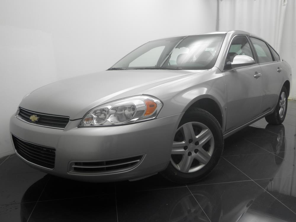 2008 Chevrolet Impala - 1380024848