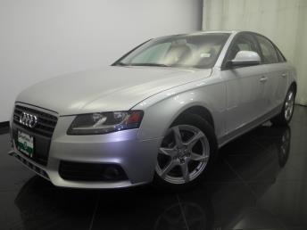 2009 Audi A4 - 1380024977
