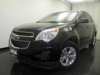2011 Chevrolet Equinox - 1380025173