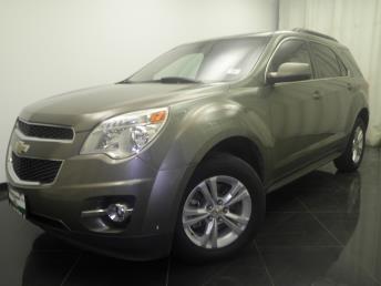 2011 Chevrolet Equinox - 1380025572
