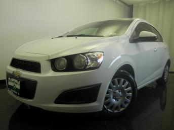 2013 Chevrolet Sonic - 1380025773