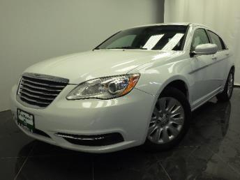 2013 Chrysler 200 - 1380025986