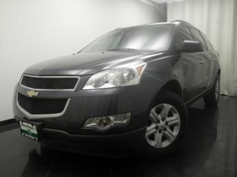 2012 Chevrolet Traverse - 1380026379