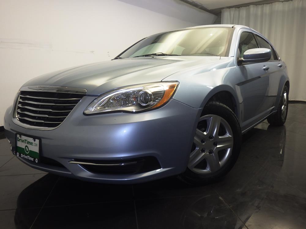2014 Chrysler 200 - 1380027413
