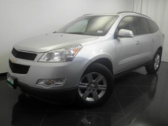 2012 Chevrolet Traverse - 1380027870