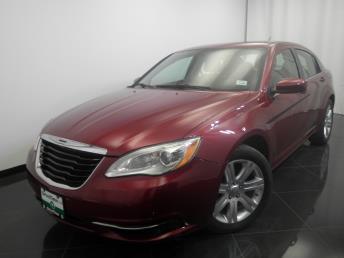 2012 Chrysler 200 - 1380028261