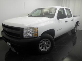 2011 Chevrolet Silverado 1500 - 1380028474