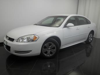 2011 Chevrolet Impala - 1380028934