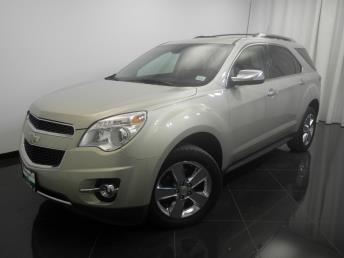 2012 Chevrolet Equinox - 1380029580
