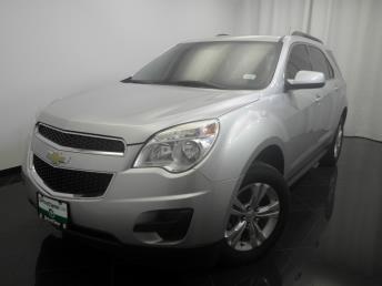 2012 Chevrolet Equinox - 1380029774