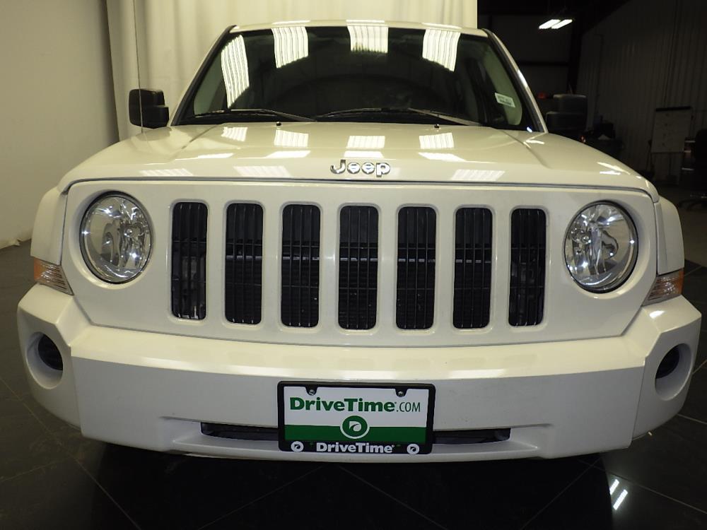 2009 jeep patriot for sale in houston 1380030525 drivetime. Black Bedroom Furniture Sets. Home Design Ideas
