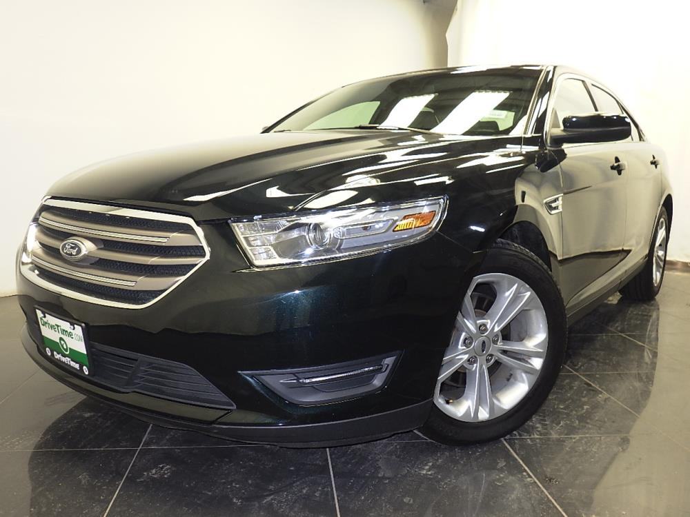 2014 ford taurus for sale in houston 1380030622 drivetime. Black Bedroom Furniture Sets. Home Design Ideas
