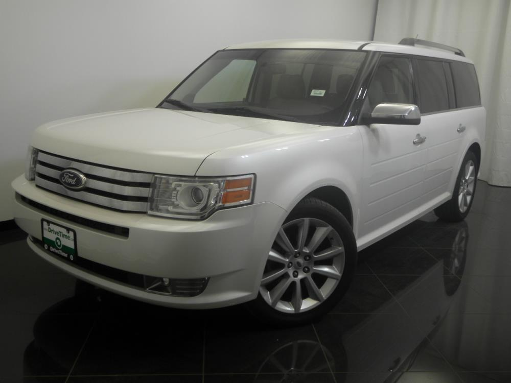 2012 ford flex for sale in houston 1380031100 drivetime. Black Bedroom Furniture Sets. Home Design Ideas