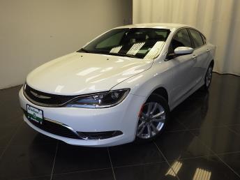 2016 Chrysler 200 - 1380031615