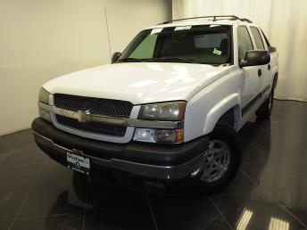2006 Chevrolet Avalanche - 1380031703