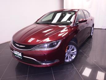 2015 Chrysler 200 - 1380031800