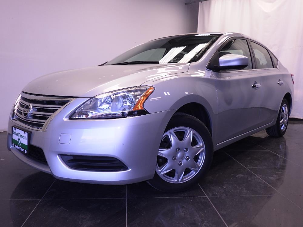 2014 nissan sentra for sale in houston 1380031982 drivetime. Black Bedroom Furniture Sets. Home Design Ideas