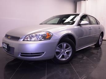 2012 Chevrolet Impala - 1380032105