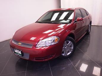 2014 Chevrolet Impala Limited - 1380032284