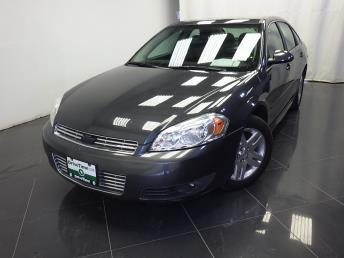 2011 Chevrolet Impala - 1380033137