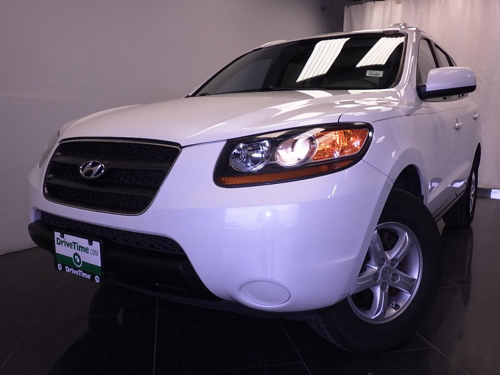 2007 Hyundai Santa Fe - 1380033216