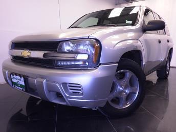 2008 Chevrolet TrailBlazer - 1380033543