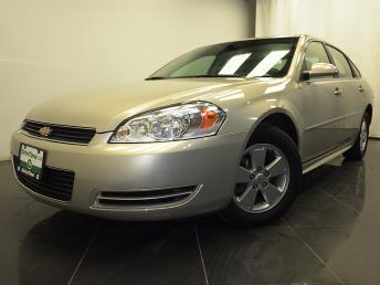 2011 Chevrolet Impala - 1380034146