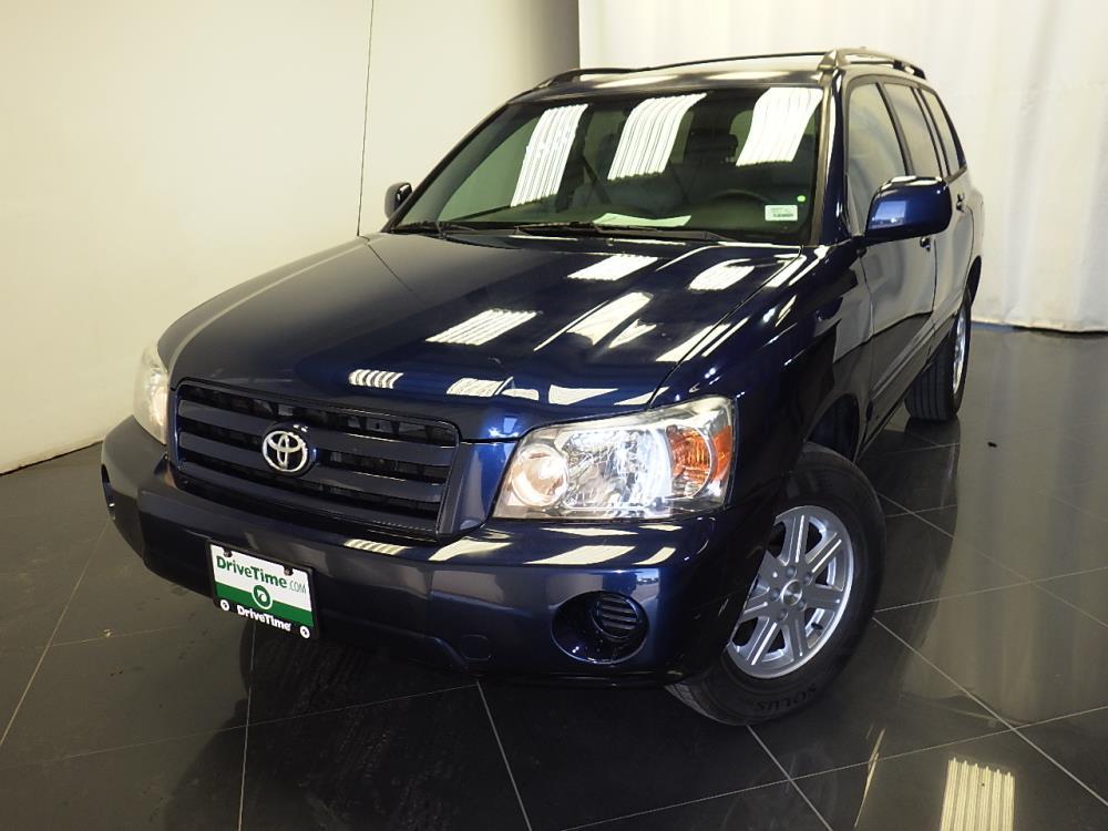 2007 Toyota Highlander - 1380034344