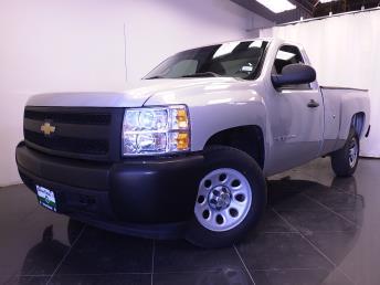 2011 Chevrolet Silverado 1500 - 1380034423