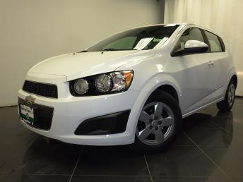 2014 Chevrolet Sonic - 1380034520