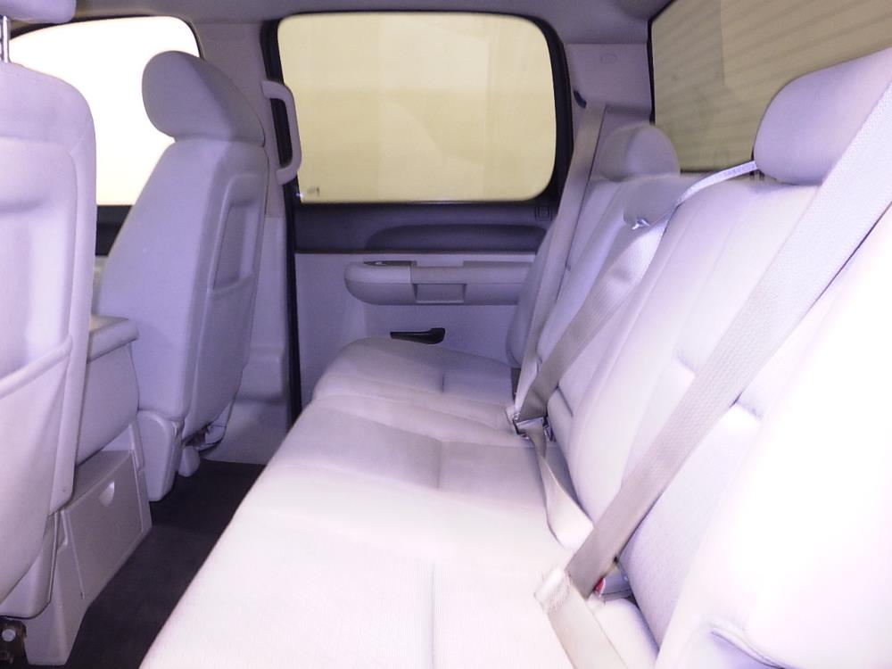 2011 Chevrolet Silverado 1500 Crew Cab LT 5.75 ft - 1380034795