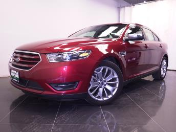 2016 Ford Taurus Limited - 1380035278