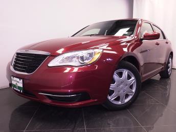 2014 Chrysler 200 LX - 1380035771
