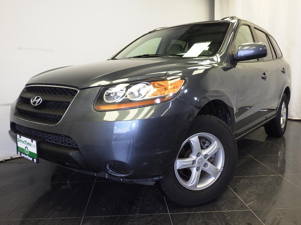 2007 Hyundai Santa Fe - 1380036286