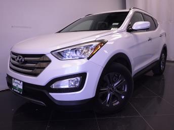 2013 Hyundai Santa Fe Sport  - 1380036353
