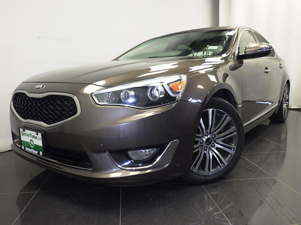 Drivetime Payment Center >> 2014 Kia Cadenza Limited SXL for sale in Houston ...