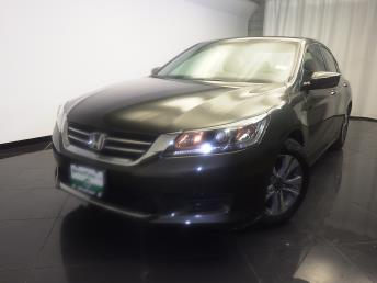 2014 Honda Accord LX - 1380036666