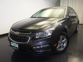 2016 Chevrolet Cruze Limited - 1380036675